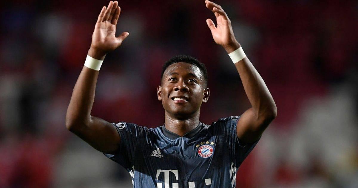 Alaba e mirëpret konkurrentin e tij te Bayerni: Nëse nuk do të ishte i mirë Bayerni nuk do ta kërkonte