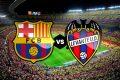 Barcelona – Levante, formacionet zyrtare – më të mirët nga minuta e parë