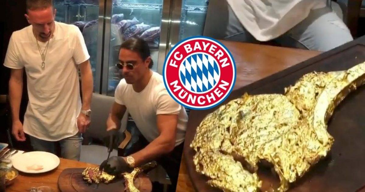 Bayerni reagon ndaj Riberys pas fyerjeve të rënda: Ne e mbështesim lojtarin pasi iu vërsulën të gjithë, por do të ketë edhe një dënim për të