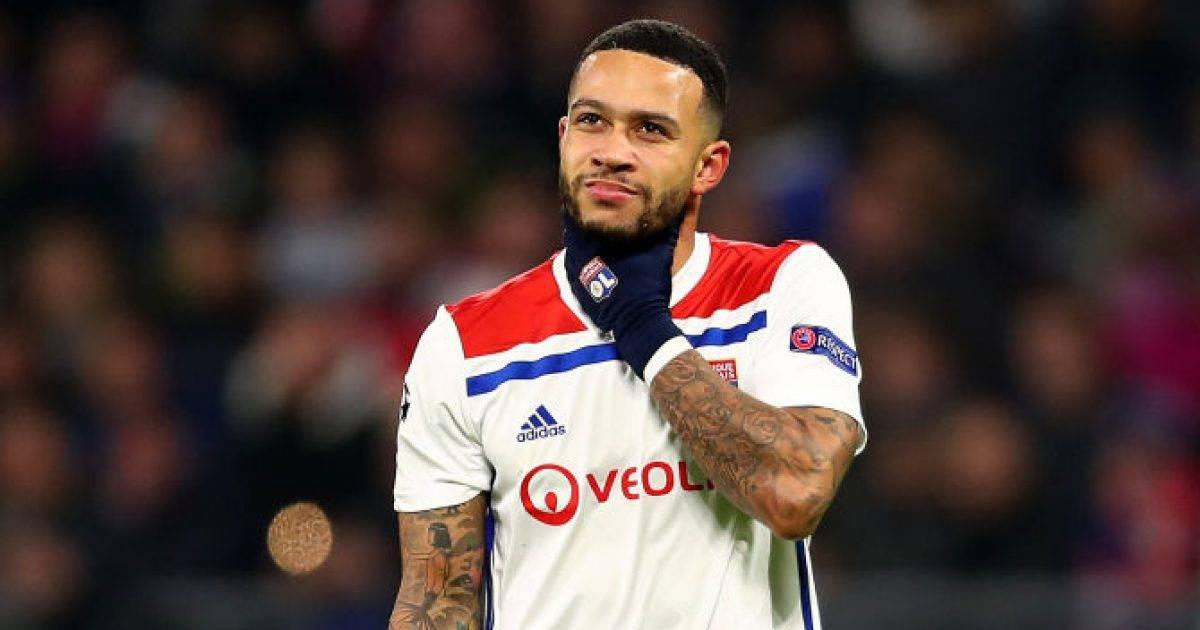 Depay dëshiron një klub më të madh se Lyoni