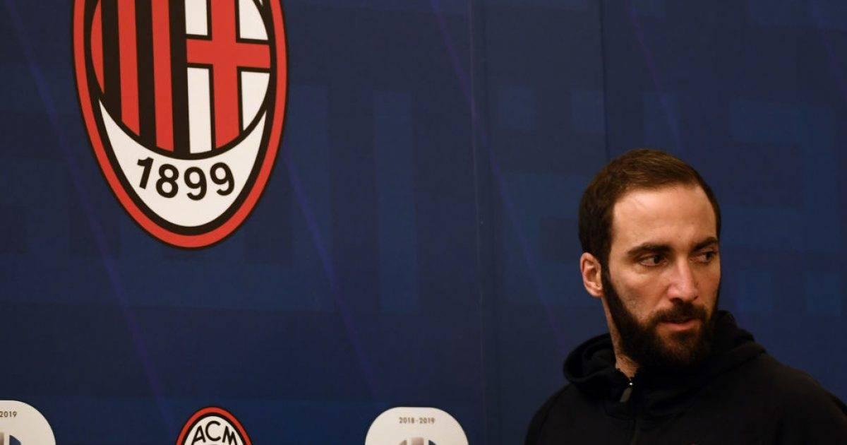 Detajet e marrëveshjes mes Milanit, Chelseat dhe Juventusit për Higuain