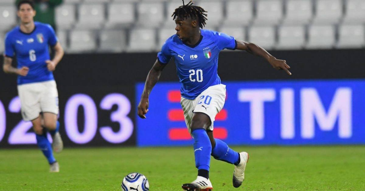 Juventusi refuzon ofertat për Moise Kean