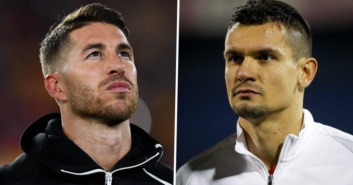 Lovren ia sheh sherrin talljeve me Ramosin, dënohet nga UEFA