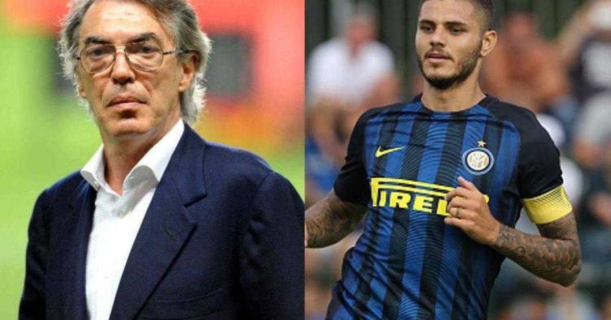 Moratti: Icardi ka të drejtë të kërkojë rritje të pagës, klubi ka strategji për ta mbajtur atë