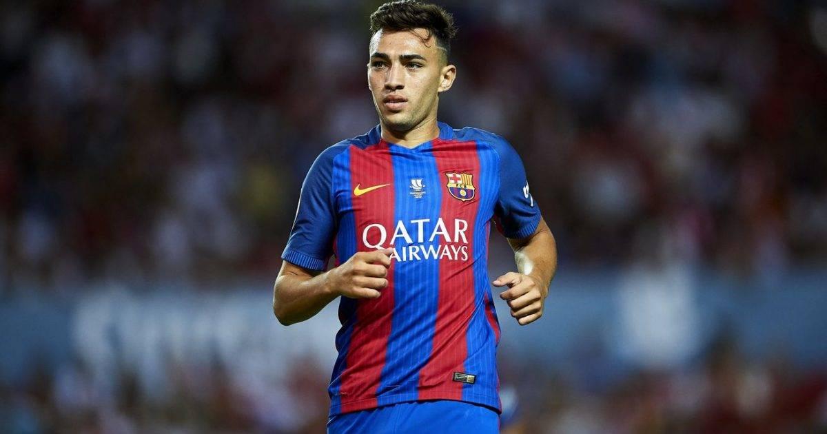 Munir El Haddadi i Barçës kalon te Sevilla