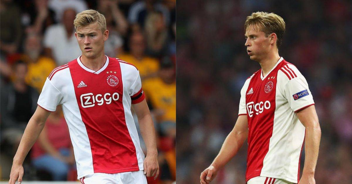 PSG i dëshiron me çdo kusht yjet e Ajaxit, gati oferta për dyshen De Ligt – De Jong