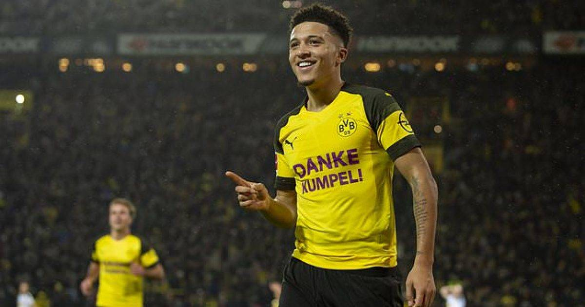 Sancho: Jam i lumtur te Dortmundi, dua të luaj futboll