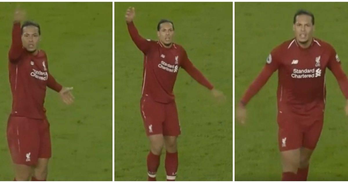 Se Van Dijk është lideri i vërtetë i Liverpoolit e tregon edhe ky moment mes holandezit dhe Arnoldit