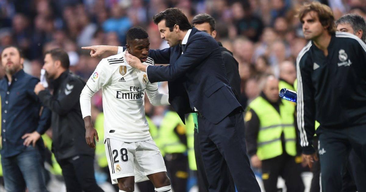 Solari i lumtur me paraqitjet e Vinicius, por nuk siguron se lojtari do të përfshihet në skuadrën për ndeshjen kundër Real Betisit