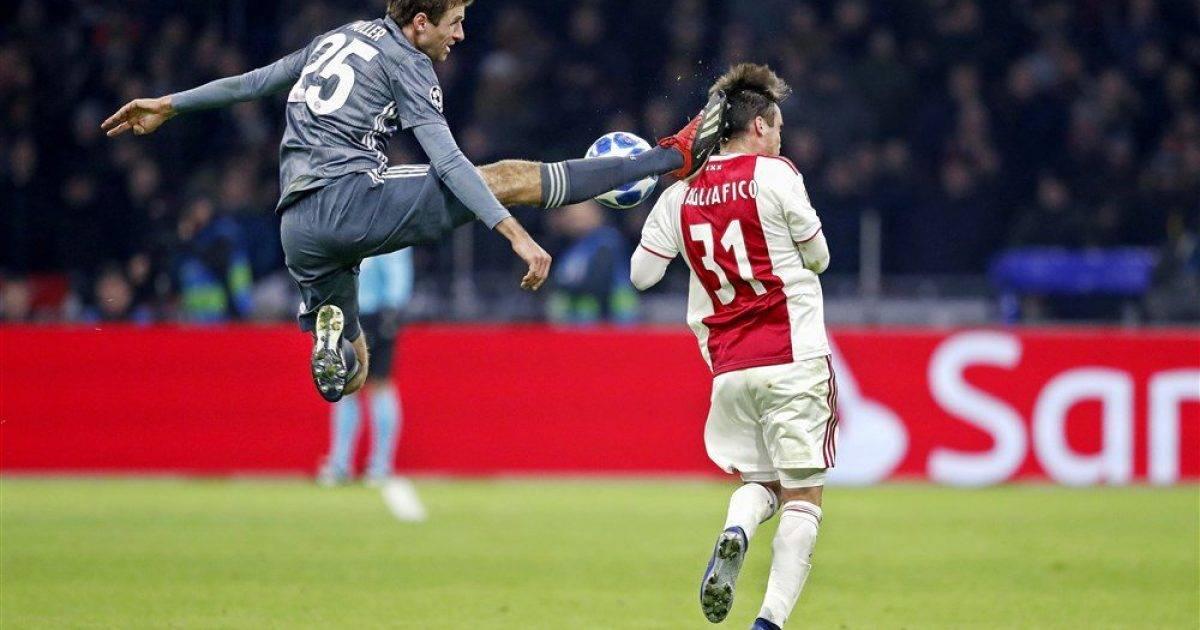 UEFA dënon me dy ndeshje mos lojë Mullerin, gjermani humb ndeshjet Liverpoolit në Ligën e Kampionëve