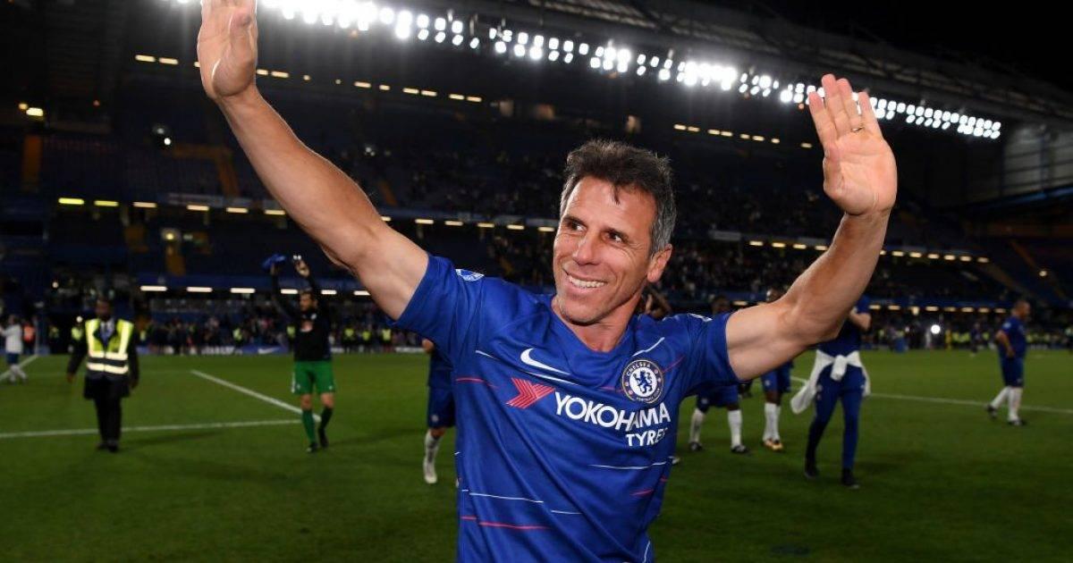 Zola në bisedime intensive për të ardhmen e tij me Chelsean