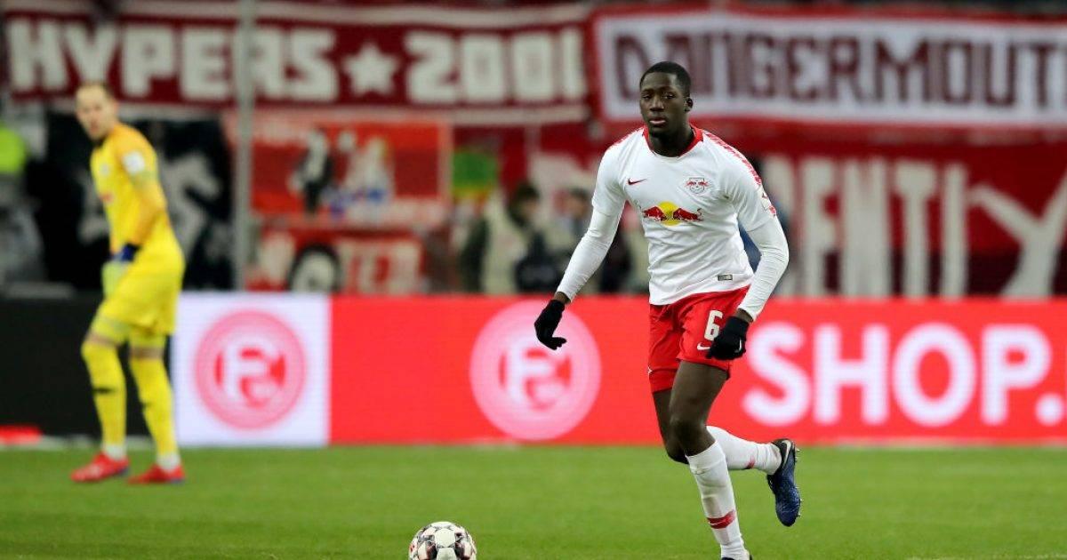 Arsenali po e përcjellë mbrojtësin e RB Leipzig, Ibrahima Konate