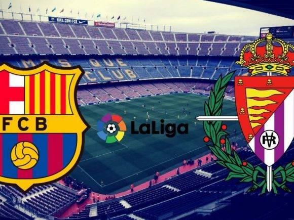 Barcelona-Valladolid: Formacionet zyrtare, Valverde me disa ndryshime