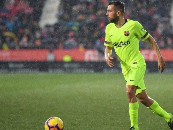 Barcelona i ofron kontratë të re pesë vjeçare Jordi Albas