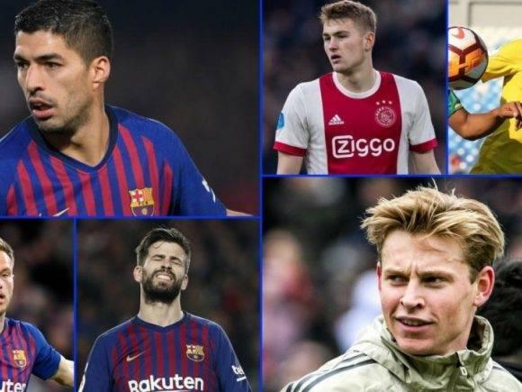 Barcelona po mendon zëvendësimin e secilit veteranë – Messi i pazëvendësueshëm, për Suarez, Pique, Rakitic e Busquet janë gjetur alternativat