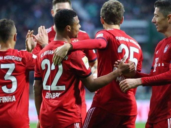 Bayern 3-1 Schalke, notat e lojtarëve