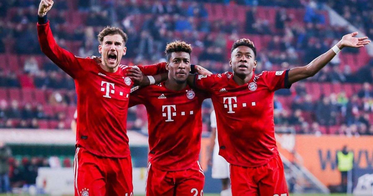 Bayern Munich fiton me shumë mund ndaj Augsburgut