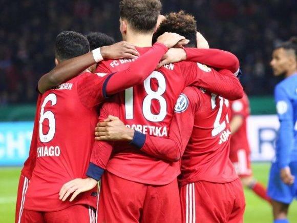 Bayern Munich vetëm pas vazhdimeve kalon në çerekfinale të DBF Pokal