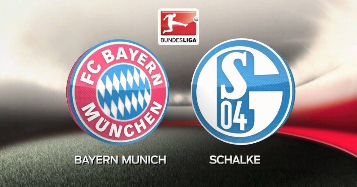 Bayern-Schalke, formacionet zyrtare të derbit