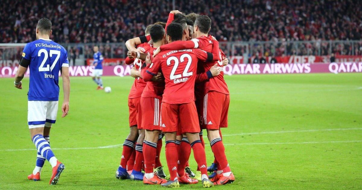 Bayerni fiton derbin ndaj Schalkes, i afrohet edhe më shumë Dortmundit