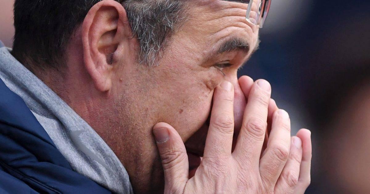 Chelsea po mendon shkarkimin e Sarrit, në vend të tij Zola deri në fund të sezonit