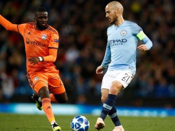 City fillon bisedimet me Lyonin për Ndombelen