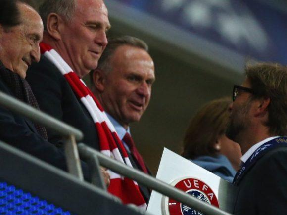 Hoeness: Klopp ishte afër të bëhej trajner i Bayernit