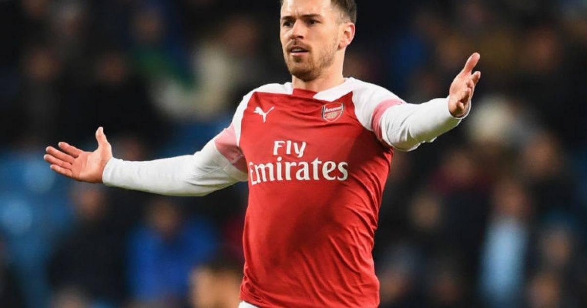 Juve do ta bëjë Ramseyn britanikun më të paguar në histori