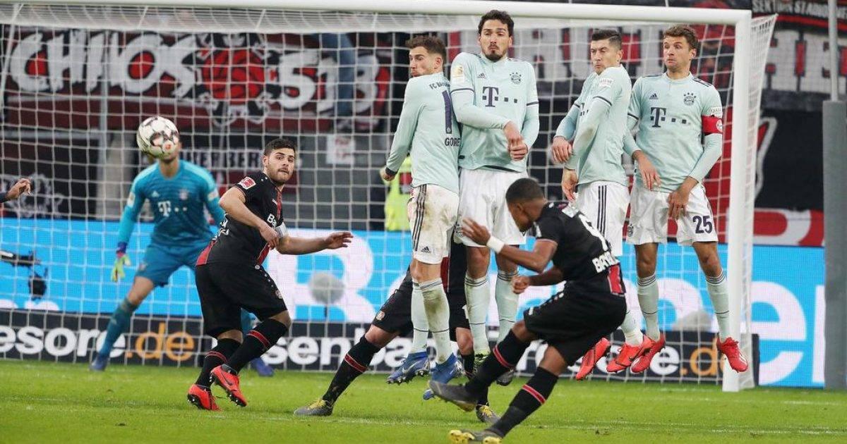 Leverkusen 3-1 Bayern Munich, notat e lojtarëve