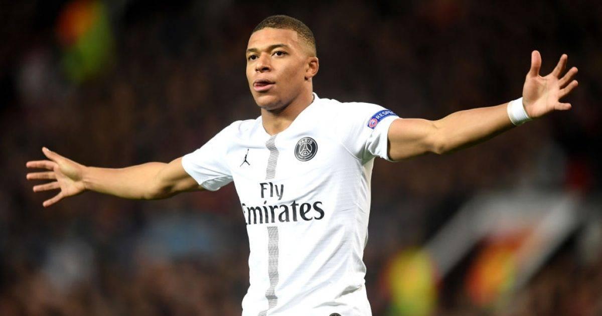 Mbappe shkruan emrin me shkronja të arta në historinë e Ligue 1