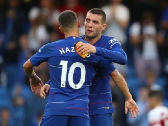 Nga Hazard te David Luiz, Chelsea pritet t'i humb gjatë verës shërbimet e tetë lojtarëve