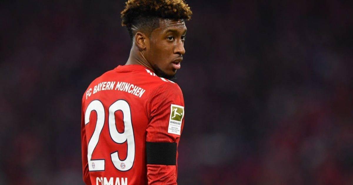 Notat e lojtarëve, Augsburg 2-3 Bayern Munich: Coman sundon pas dy golave