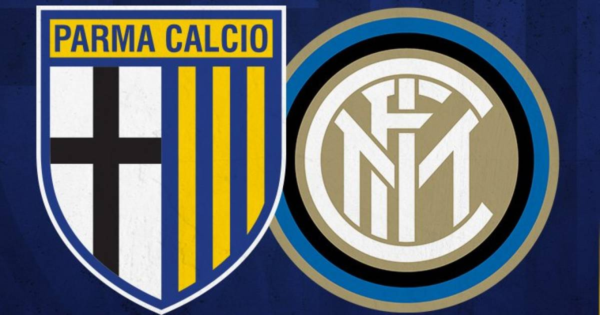 Parma – Inter, formacionet zyrtare