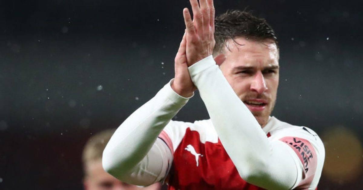 Ramsey letër lamtumirëse tifozëve të Arsenalit: Më keni mirëpritur si adoleshent dhe më keni mbështetur ndër vite