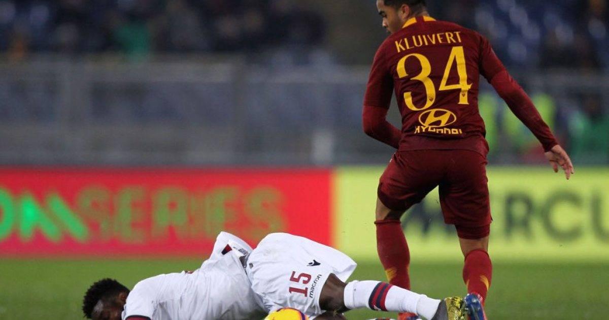 Roma 2-1 Bologna, notat e lojtarëve