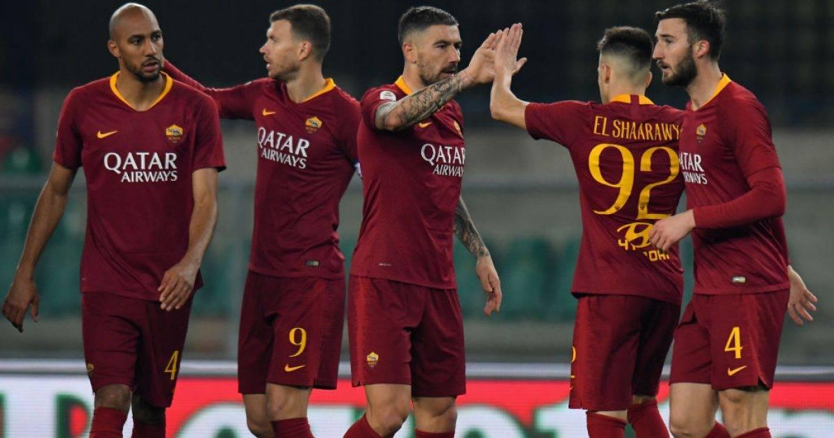 Roma e sigurt, fiton bindshëm ndaj Chievos