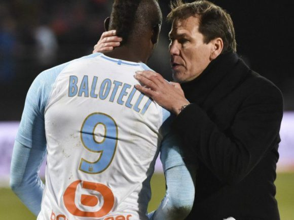 Rudi Garcia: Balotelli ma kujton Tottin