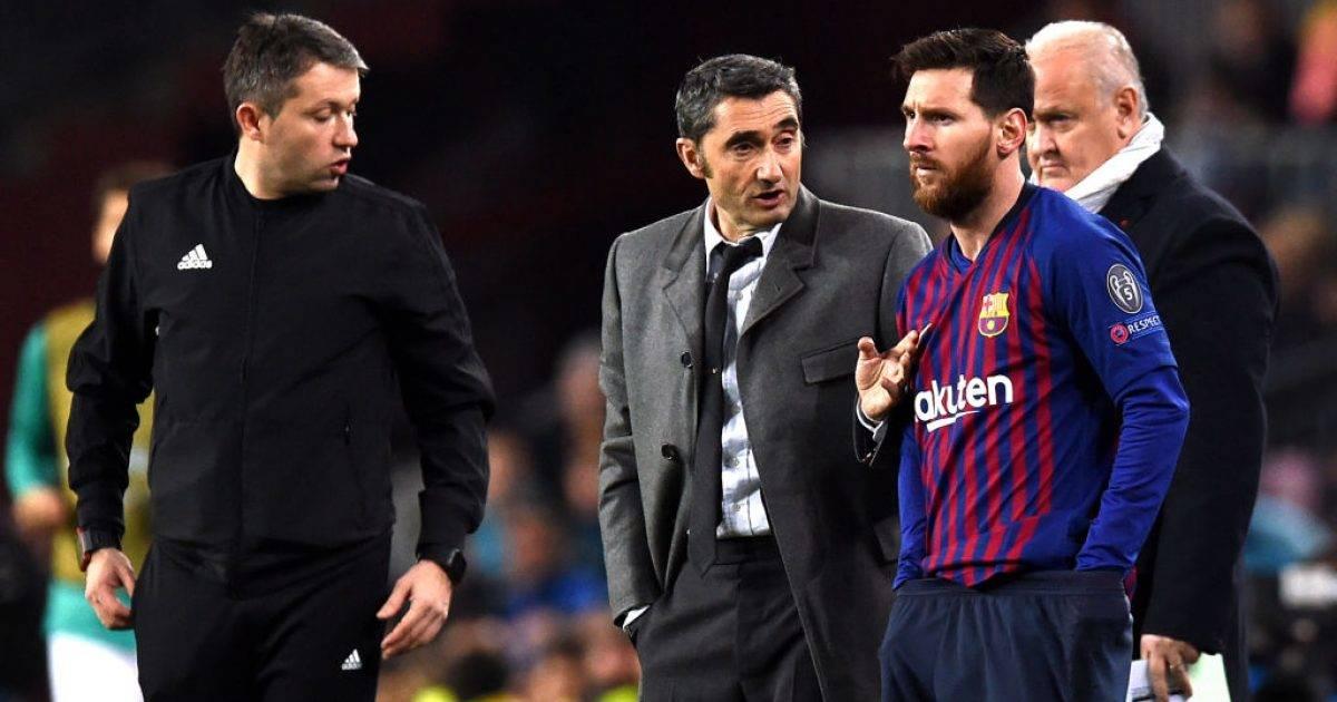 Valverde: Messi është i gatshëm, do të luajë kundër Bilbaos