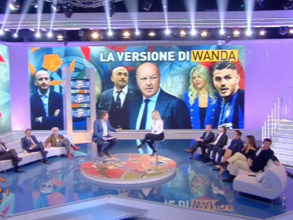 Wanda Nara fillon të qajë në emision, ndërsa telefonon Marotta: Kemi besim të plotë te Icardi, së shpejti takimi për rinovimin e kontratës