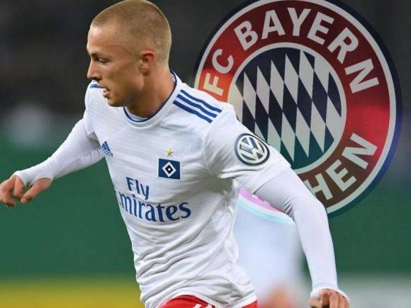 Zyrtare: Bayerni e siguron talentin e madh gjerman Jann-Fiete Arp