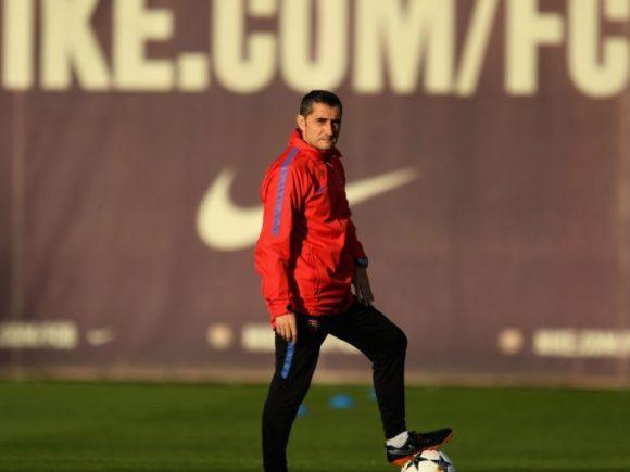 Zyrtare: Valverde vazhdon kontratën me Barcelonën