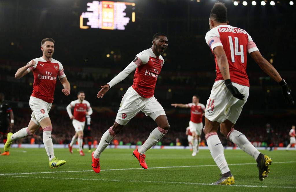 Arsenal 3-0 Rennes, notat e Xhakës, Mustafit dhe të tjerëve
