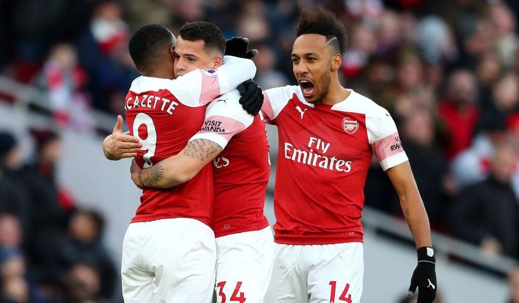 Arsenali ia shkakton humbjen e parë Solskjaerit në Ligën Premier si trajner i Unitedit, Xhaka protagonist