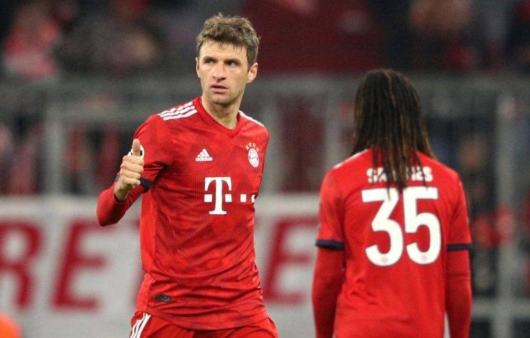 Bayerni fiton ndaj Wolfsburgut dhe merr lidershipin në Bundesliga