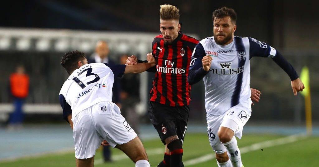 Chievo 1-2 Milan: Notat e lojtarëve, Hetemaj më i miri te skuadra vendase