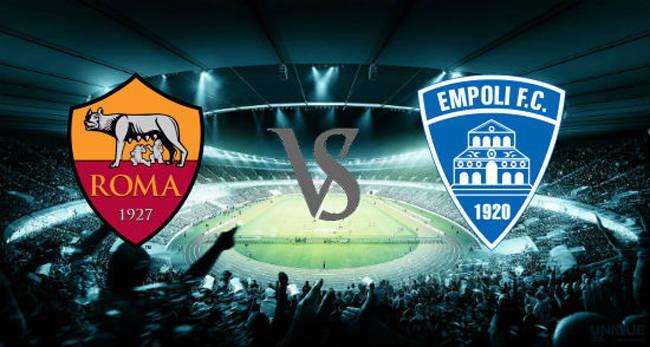 Formacionet zyrtare: Roma luan kundër Empolit, për herë të parë nën drejtimin e Ranierit