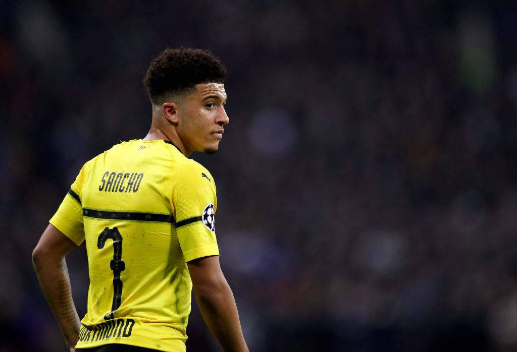 Jadon Sancho kalon Lewandowskin dhe Thiago Alcantaran, anglezi bëhet lojtari më i vlefshëm në Bundesliga