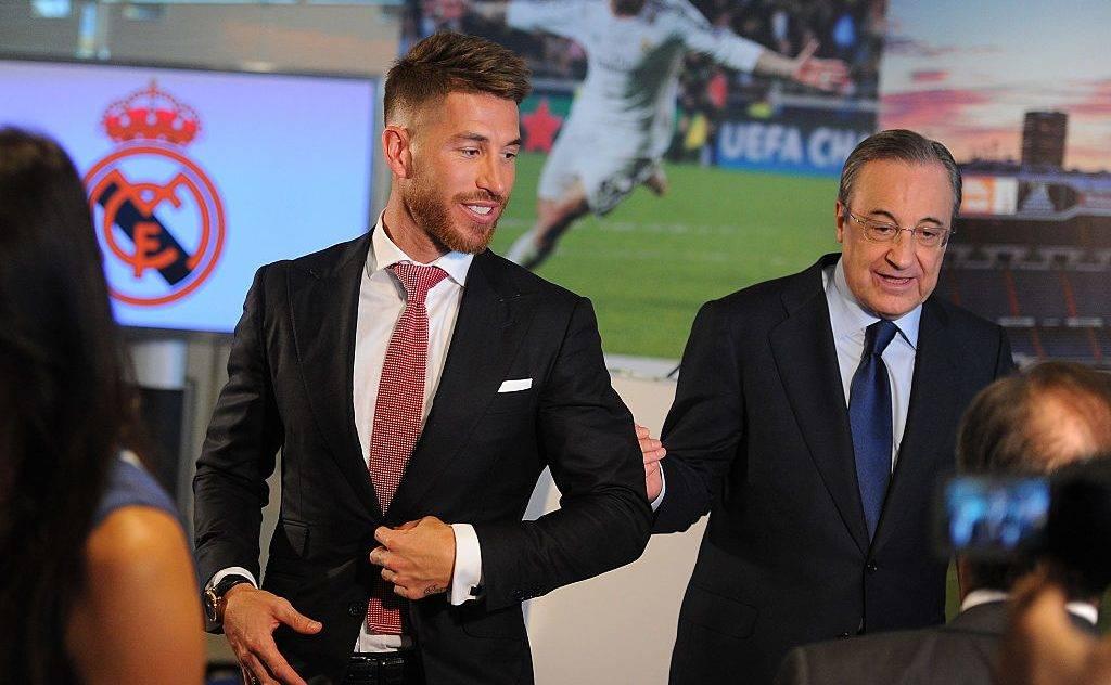 Kaos te madrilenët, Ramosi fjaloset me Perezin: Më paguaj dhe do të largohem prej klubit