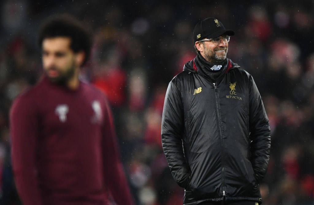 Klopp: Dua t'i shmang skuadrat angleze, Liverpooli e adhuron Ligën e Kampionëve