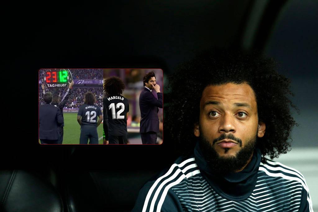 Marcelo shmangu kontaktin me Solarin pas zëvendësimit kundërthënës ndaj Valladolidit